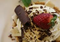 Choose a delicious dessert at the delatite hotel