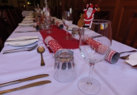Christmas lunch booking in the Bistro