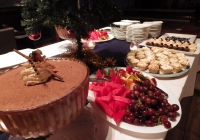 dessert bar at private function