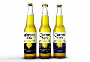 corona special in the front bar
