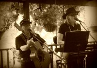 Contemporary country music duo The Long and the Short of it